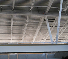 Commercial Fireproofing & Insulation Products - intumescent